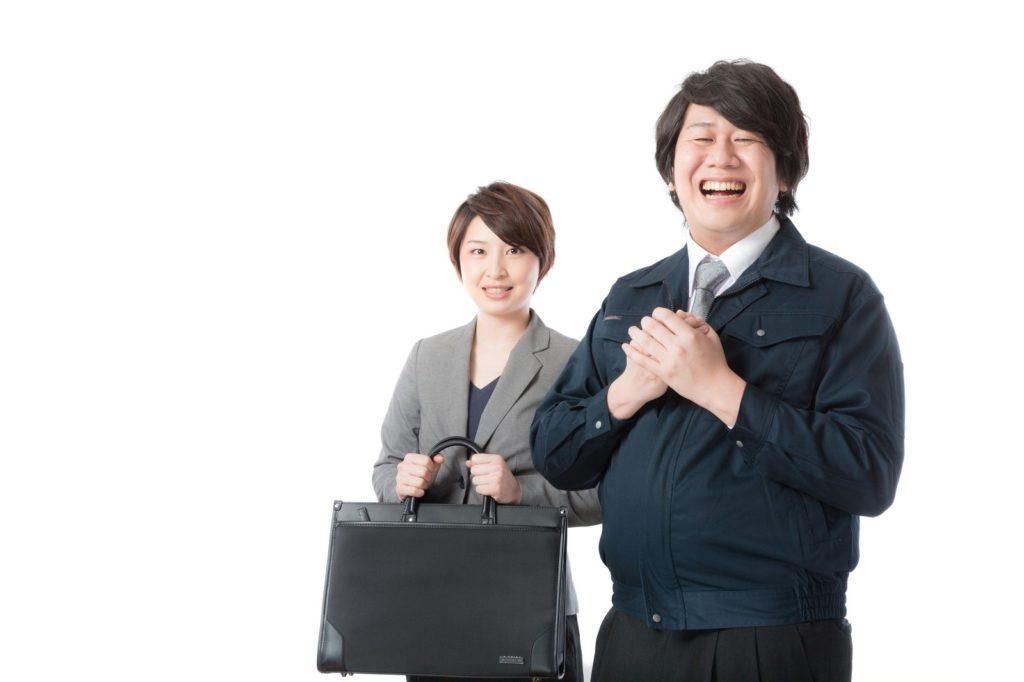 【自分は営業に向いている人?】仕事ができる営業マンの特徴とは